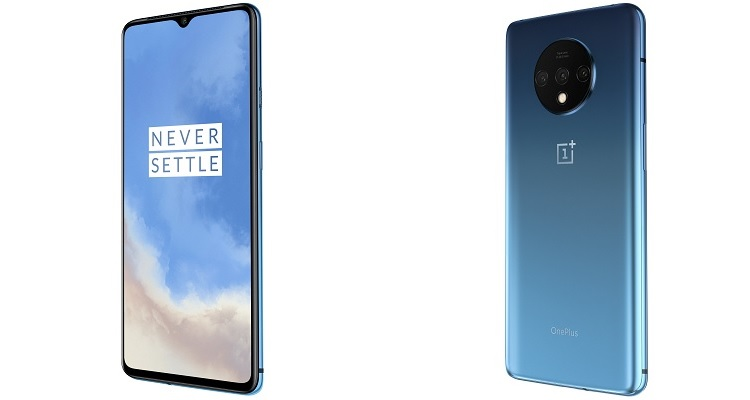 oneplus 7t home